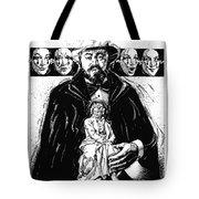 Pavarotti, Fidelio, Inking Tote Bag