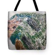 Peak - Tile Tote Bag