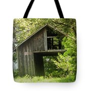 Peeking Tote Bag