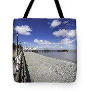 Penarth Pier 4 Tote Bag