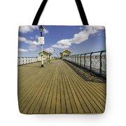Penarth Pier 7 Tote Bag