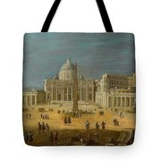 Peters Basilica Tote Bag