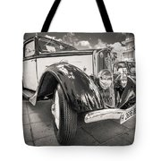 Peugeot 201  Tote Bag by Gary Gillette