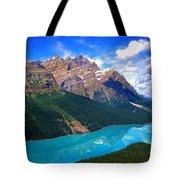 Peyto Lake, Banff National Park Tote Bag