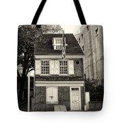 Philadelphia - The Betsy Ross House Tote Bag