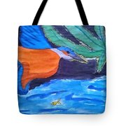 Philippine Kingfisher Painting Contest 1 Tote Bag