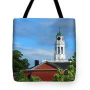 Phillips Exeter Academy Main Building Tote Bag