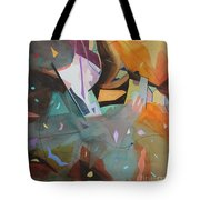 Pieces Of Life Tote Bag