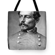 Pierre G.t. De Beauregard Tote Bag