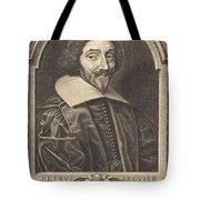 Pierre Seguier Tote Bag