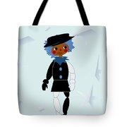 Pittypat Clown Tote Bag