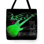 Play 3 Tote Bag