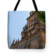 Plaza De Espana - Seville - Spain  Tote Bag