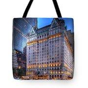 Plaza Hotel Tote Bag
