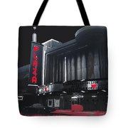 Plaza Theater Us Mexico Border Town Nuevo Laredo Nuevo Leon Mexico Collage 1977-2012 Tote Bag