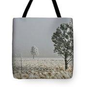 Pogonip Frosty Morning Tote Bag