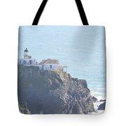 Point Bonita Light House Tote Bag