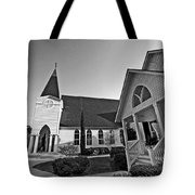 Point Clear Alabama St. Francis Church Tote Bag