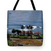 Point Loma Lighthouse 2 Tote Bag