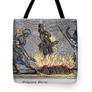 Polycarp Of Smyrna Tote Bag
