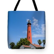 Ponce De Leon Inlet Lighthouse Tote Bag