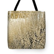 Pond In The Bershire Mountains, Western Massachusett Tote Bag