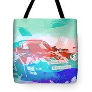 Porsche 911  Tote Bag by Naxart Studio