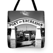 Port Of Excelsior Tote Bag