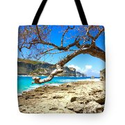 Porte D Enfer, Guadeloupe Tote Bag