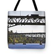 Portland Port104 Tote Bag