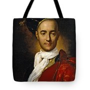 Portrait Of A Young Nobleman Tote Bag