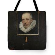 Portrait Of Cornelis Van Der Geest Tote Bag
