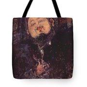 Portrait Of Diego Rivera 1914  Tote Bag