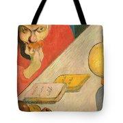 Portrait Of Jacob Meyer De Haan Tote Bag