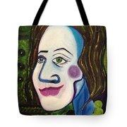 Portrat Of M.b. Tote Bag