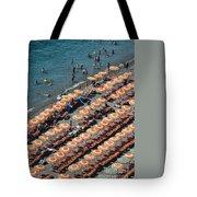 Positano Beach Tote Bag