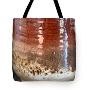 Pottery Reflection Tote Bag