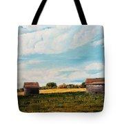 Prairie Homestead Tote Bag