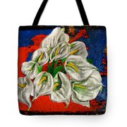 Preacher In The Pulpit  Tote Bag