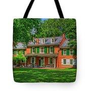 President James Buchanan's Wheatland Tote Bag
