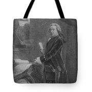 President John Adams - Two Tote Bag