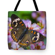 Happy Little Butterfly  Tote Bag