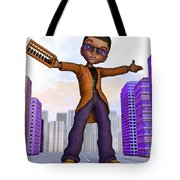 Prince Of The City Tote Bag