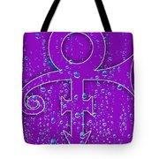 Prince Purple Rain Tribute Tote Bag