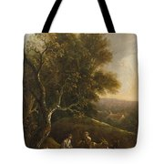 Probably A German Painter Tote Bag