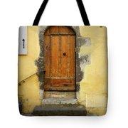 Provence Door Number 6 Tote Bag