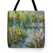Provence South Of France Tote Bag