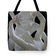 Psyche Revived By The Kiss Of Cupid Tote Bag