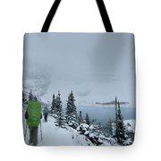 Ptarmigan Lake - Glacier National Park Tote Bag