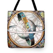 Ptolemaic Universe, 1660 Tote Bag